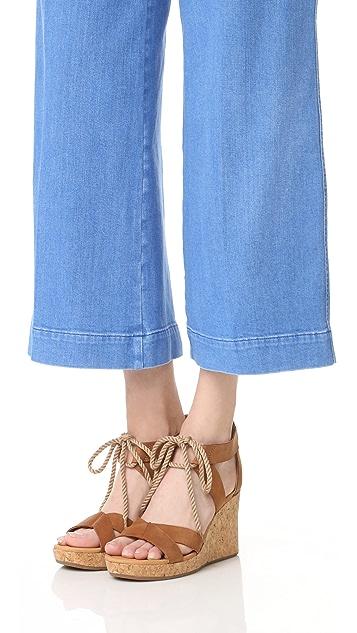Sperry Dawn Ari Wedge Sandals