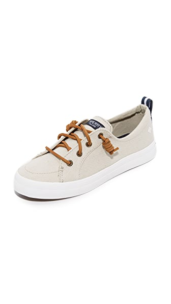 Sperry Crest Vibe Sneakers - Oat