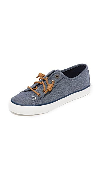 Sperry Seacoast Sneakers - Navy