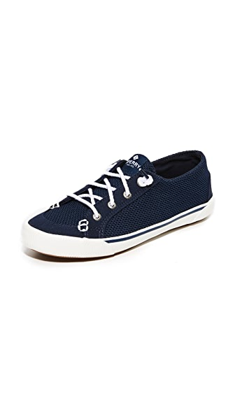 Sperry Quest Reel Mesh Sneakers - Navy