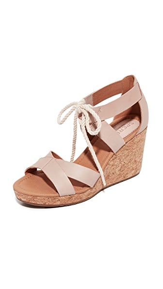 Sperry Dawn Ari Wedge Sandals