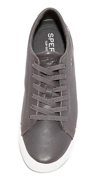 Sperry Wahoo LTT Leather Sneakers