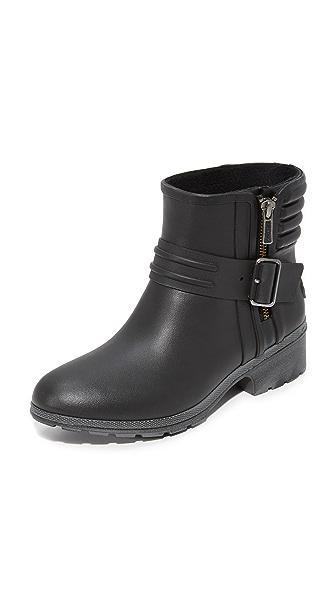 Sperry Aerial Beck Rain Booties - Black