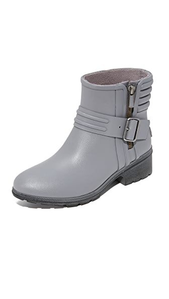 Sperry Aerial Beck Rain Booties - Grey