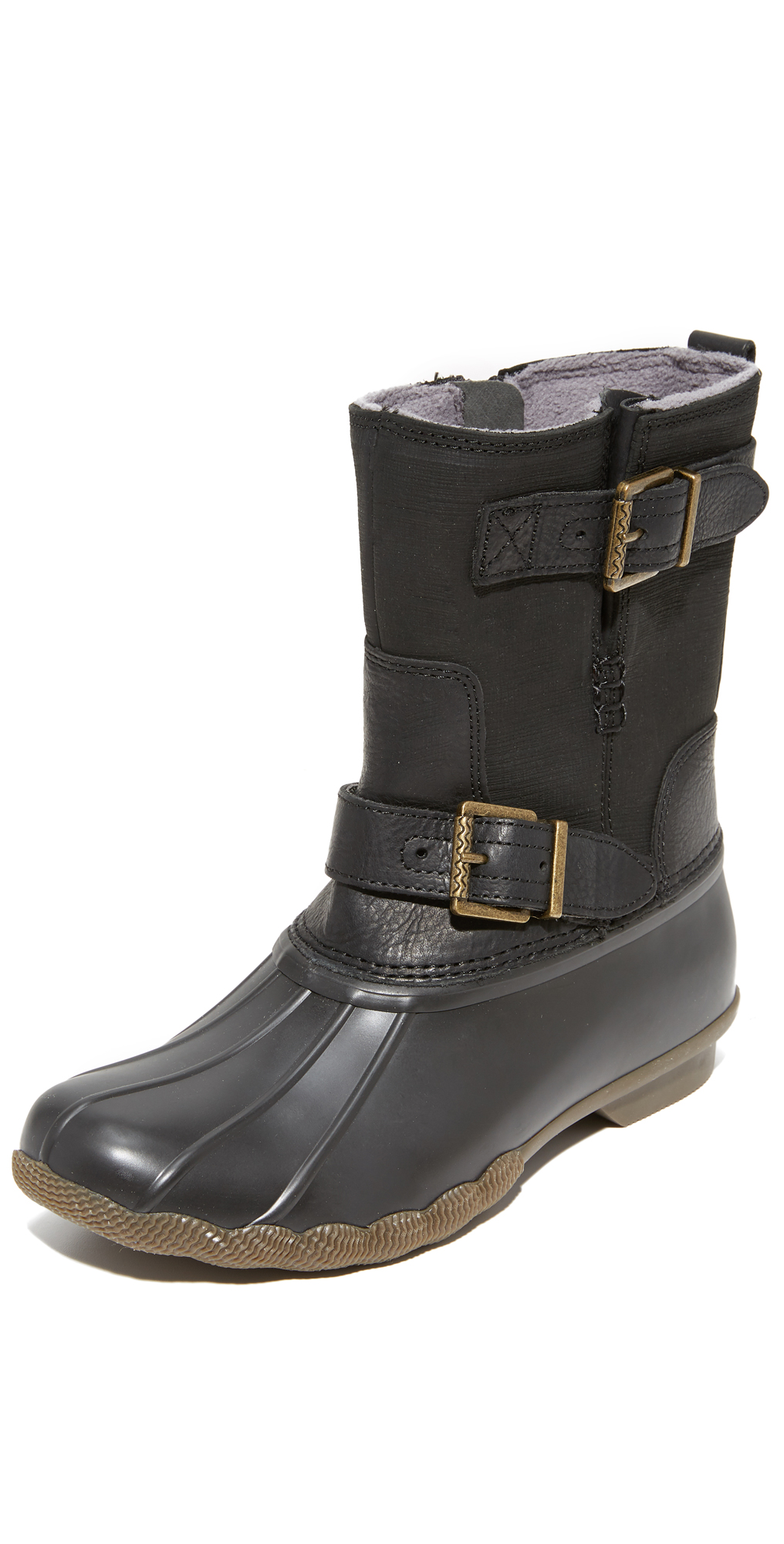 Saltwater Acadia Boots Sperry
