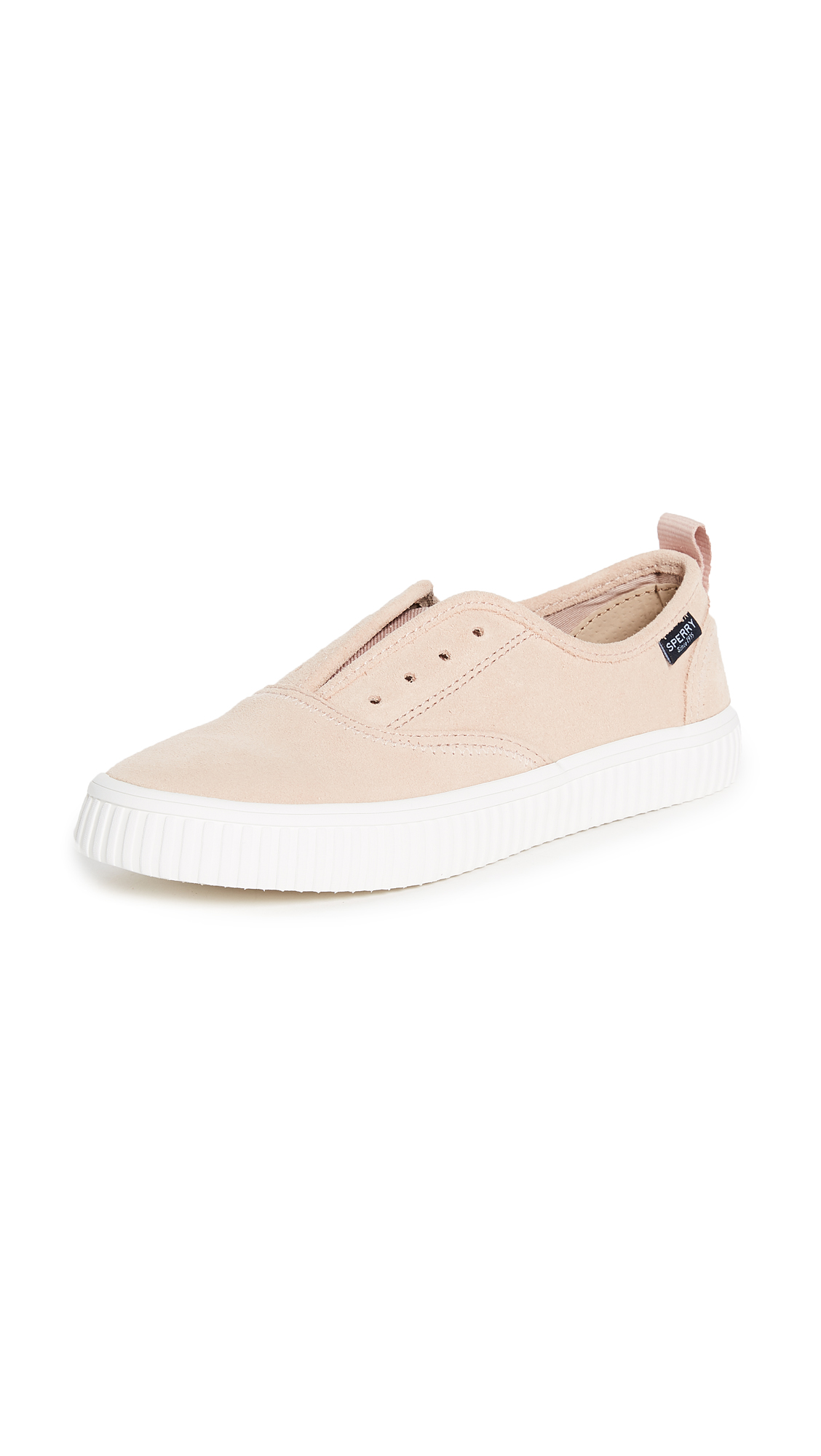 Sperry Crest Creeper Sneakers - Pink