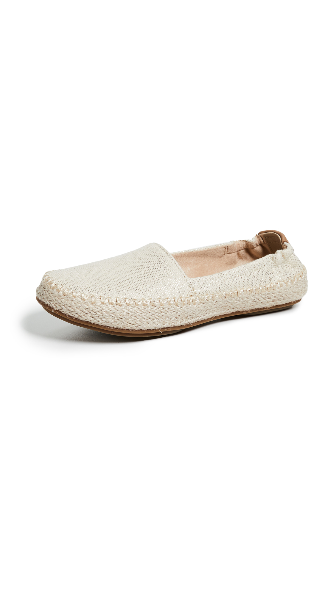 Sperry Sunset Ella Canvas Flats - Linen