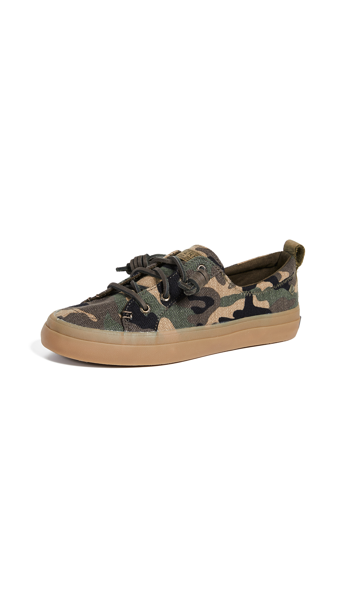 Sperry Crest Vibe Camo Sneakers