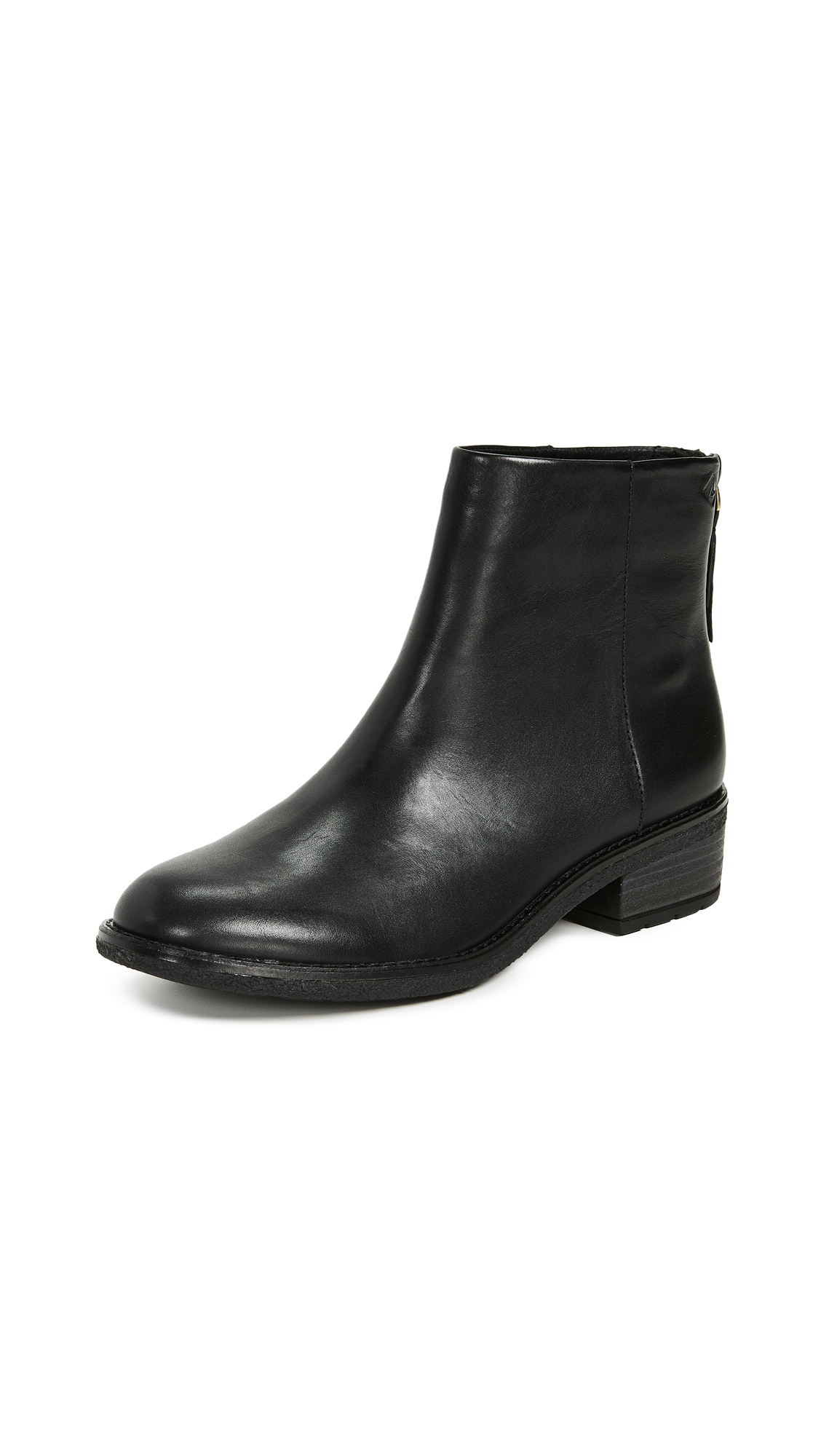 Sperry Maya Belle Boots - Black