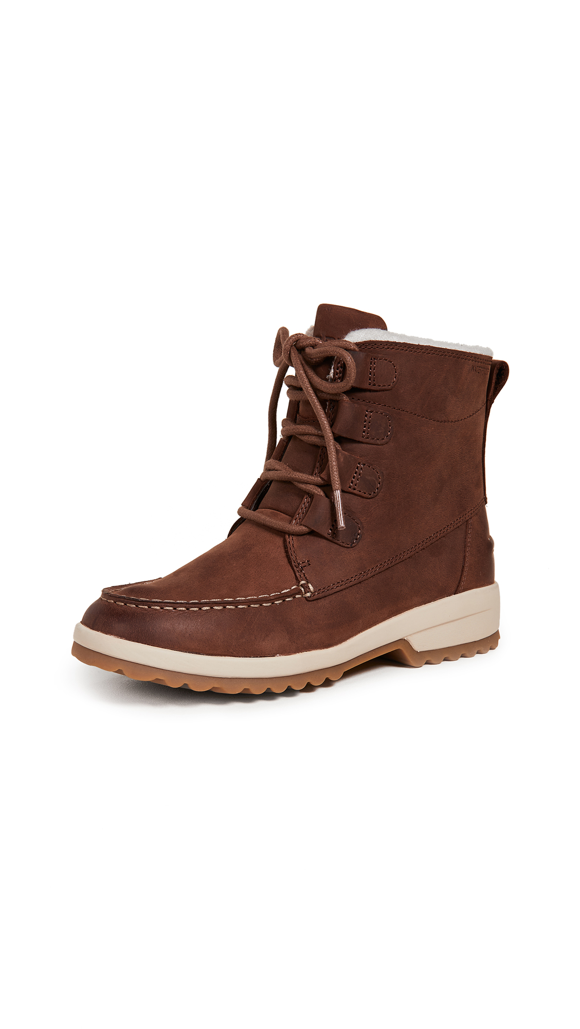 Sperry Maritime Cruz Boots - Rust