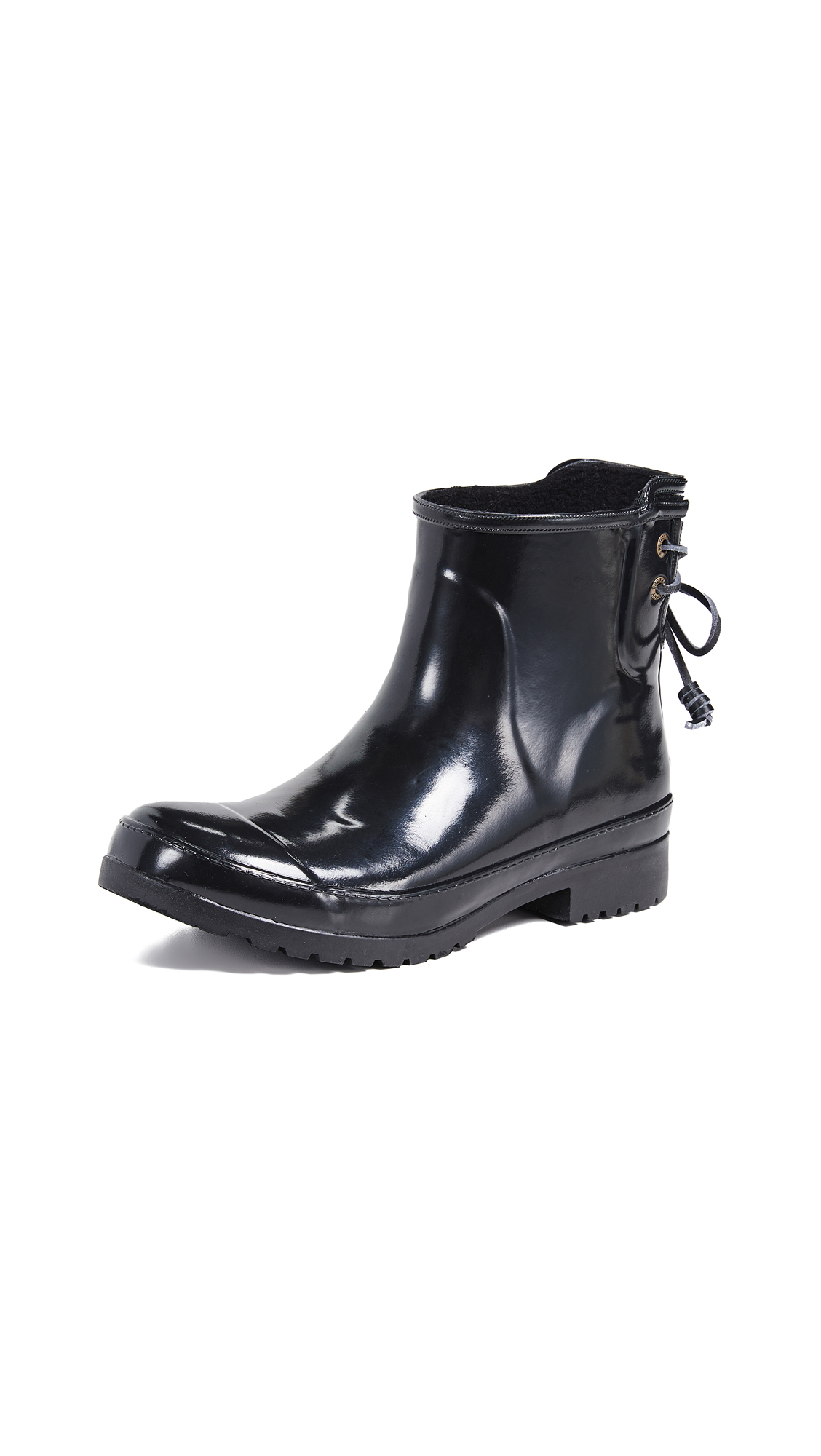 Sperry Walker Turf Boots - Black