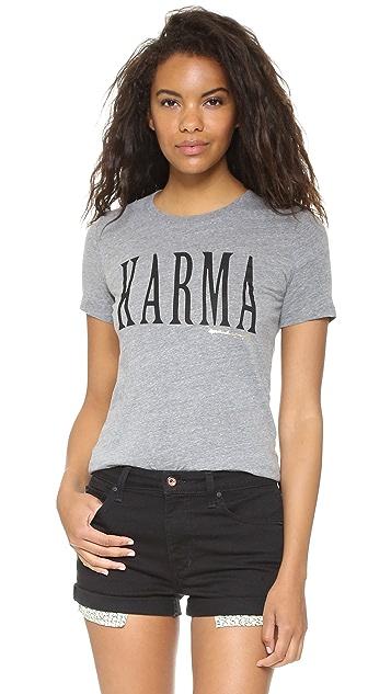 Spiritual Gangster Karama Vintage Gym Tee
