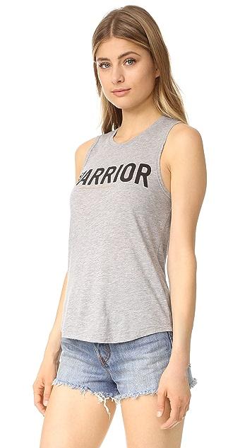 Spiritual Gangster Warrior Muscle Tank