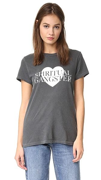 Spiritual Gangster SG Love Concert Tee