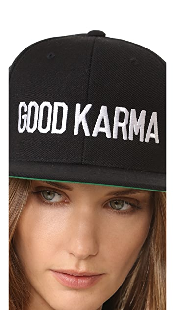 Spiritual Gangster Good Karma Hat