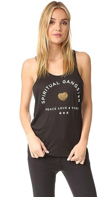 Spiritual Gangster Spiritual Gangster Arch Tank