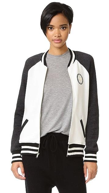Spiritual Gangster SG Varsity Sweatshirt