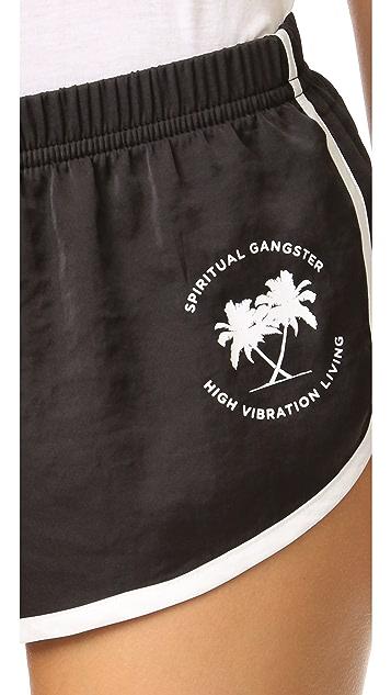 Spiritual Gangster SG Palms Shorts