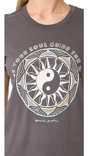 Spiritual Gangster Yin Yang Guide Concert Tee