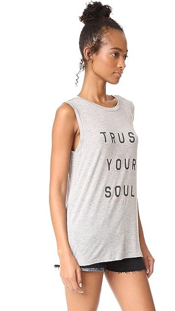 Spiritual Gangster Trust Your Soul Chakra Tank