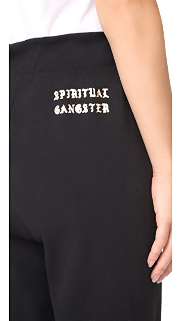 Spiritual Gangster SG Old English Sweats