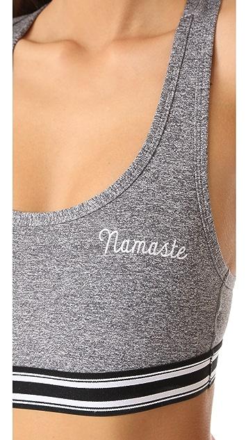 Spiritual Gangster Namaste Sports Bra