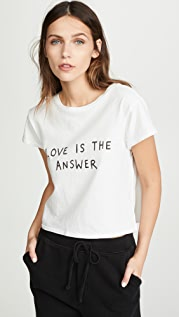 Spiritual Gangster Answer Crew Tee