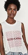 Spiritual Gangster Karma 短背心