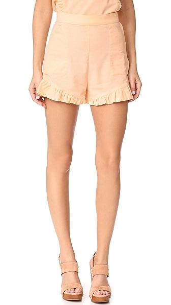 Samantha Pleet Fin Shorts