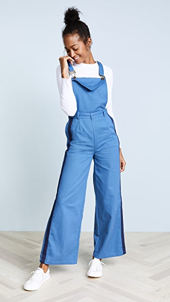 Samantha Pleet Post Overalls