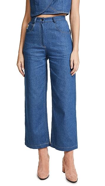 Samantha Pleet Post Jeans