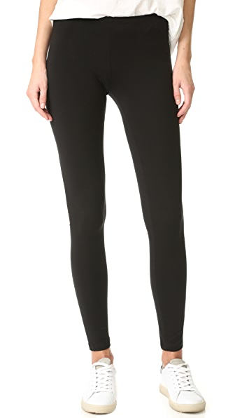 Splendid Modal Leggings - Black