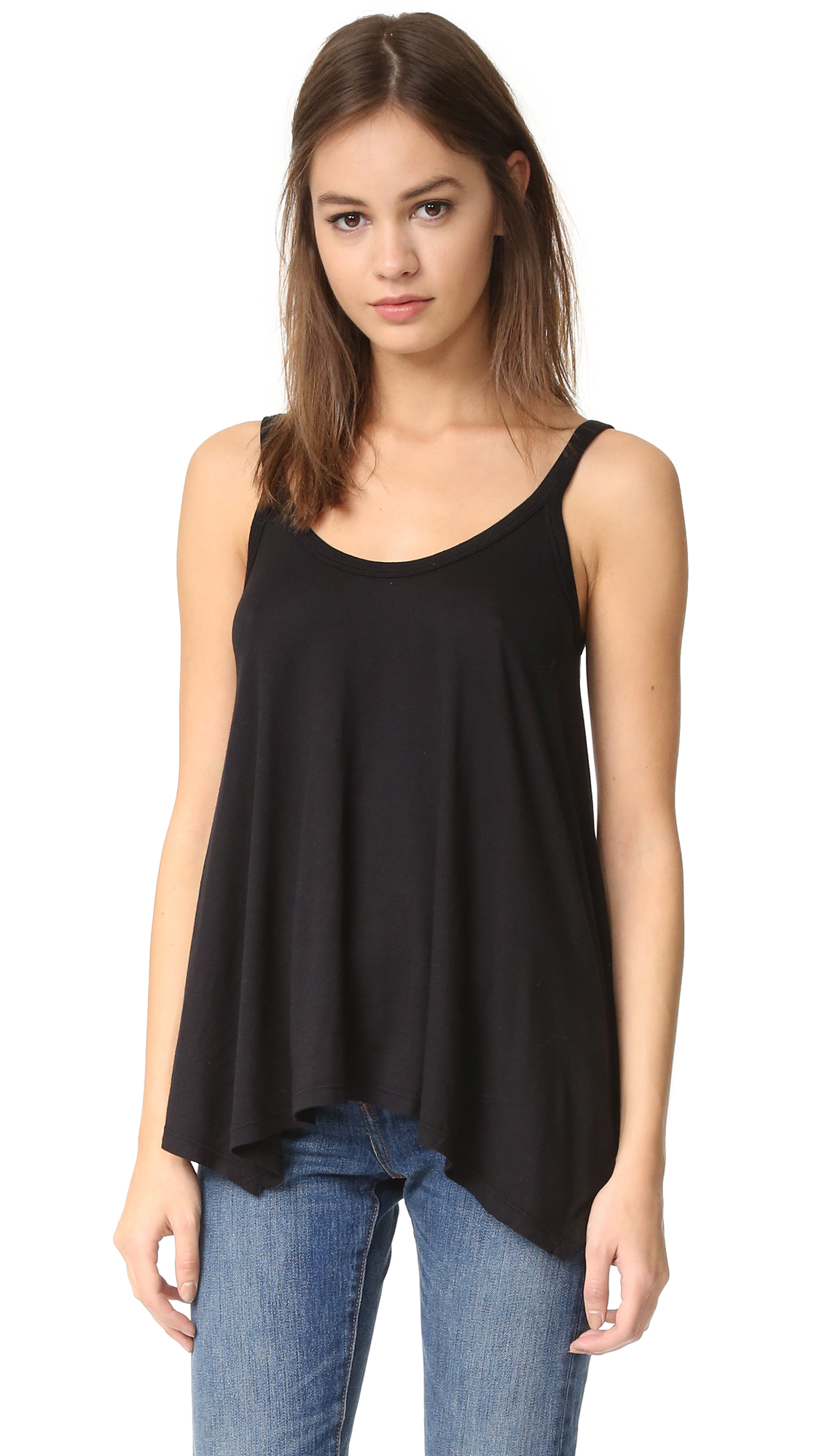 Splendid Light & Fashionable Tank - Black