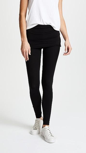 Splendid Fold Over Leggings