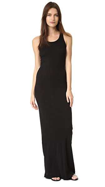 Splendid Ribbed Maxi Dress