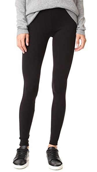 Splendid Heavy Weight Leggings - Black