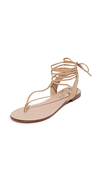 Splendid Candee Lace Up Sandals