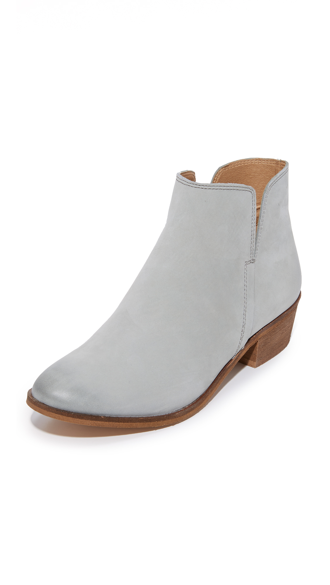 Splendid Hamptyn Booties - Gray