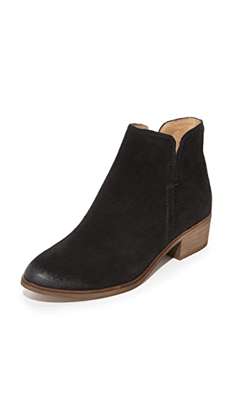 Splendid Hamptyn Booties - Black