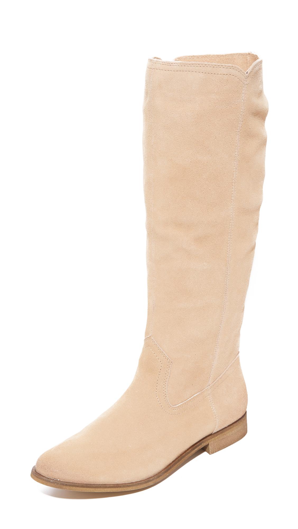 Splendid Penelope Boots - Nut