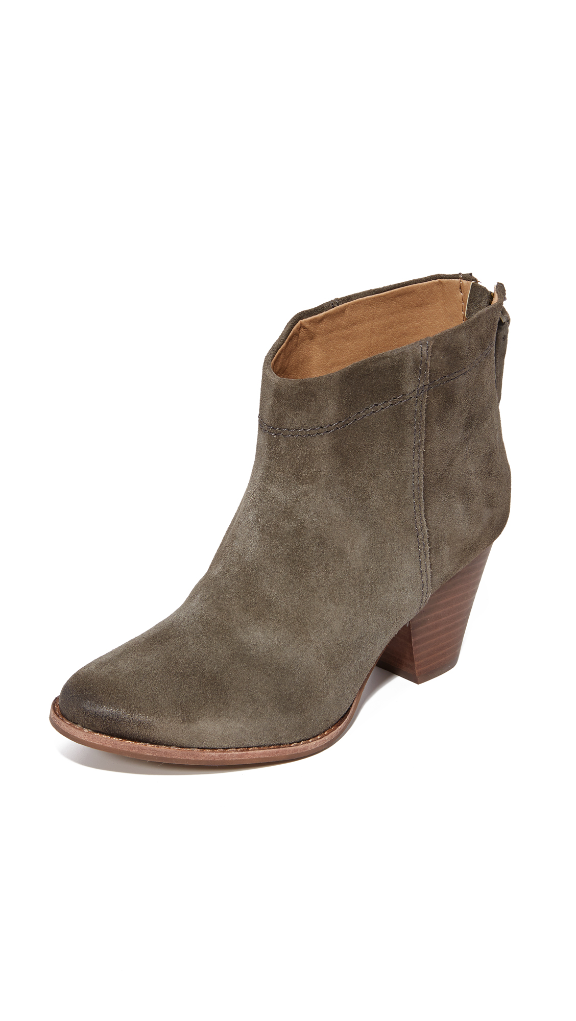 Photo of Splendid Ryebrooke Booties Smoke - Splendid online