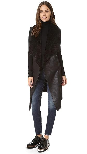 Splendid Solenn Vest - Black
