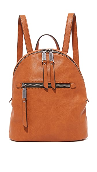Splendid Park City Mini Backpack - Cognac