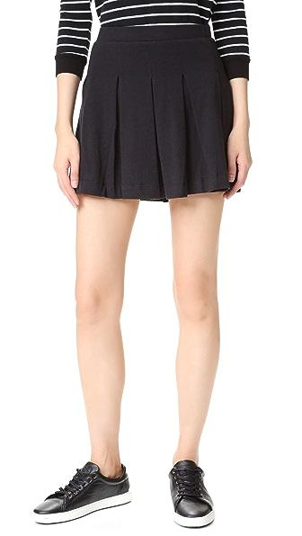 Splendid Bellflower Skirt - Black