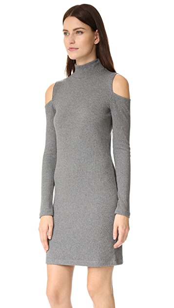 Splendid Ribbed Knit Dress