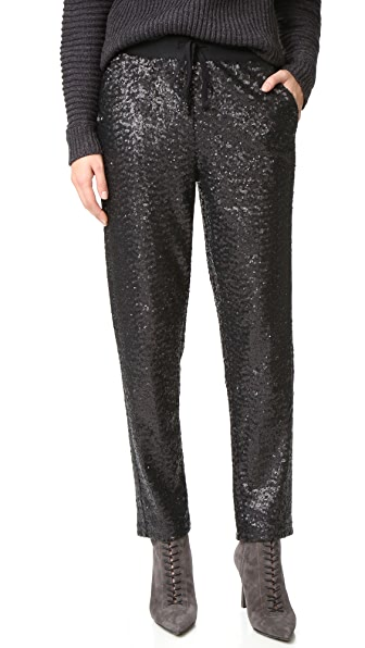 Splendid Sequin Pants
