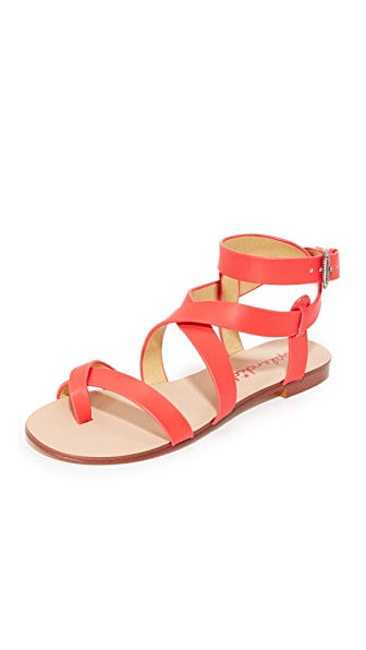 Splendid Callista Sandals - Poppy
