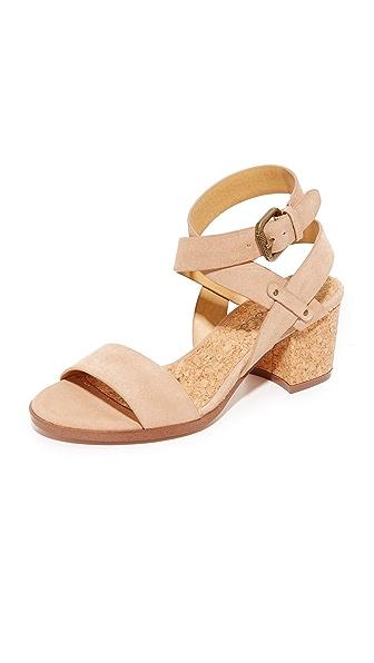 Splendid Kaymen City Sandals - Caramel