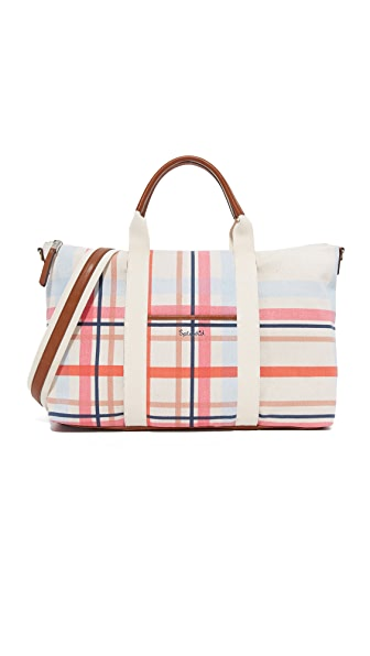 Splendid Monterey Weekender Bag - Multi Stripe