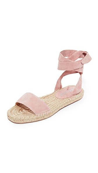 Splendid Jody Sandals - Blush